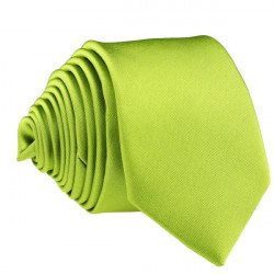 Slim zelená kravata Greg 99153