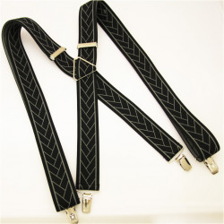 Čierne traky Assante 90136