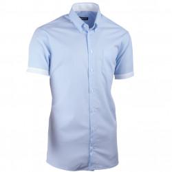 Modrá košeľa Assante vypasovaná 40416