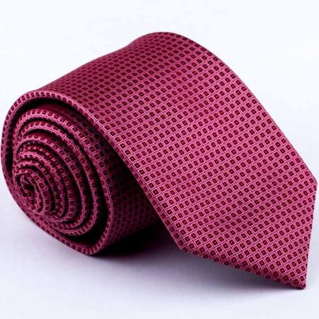 Staroružová pánska kravata Greg 96145