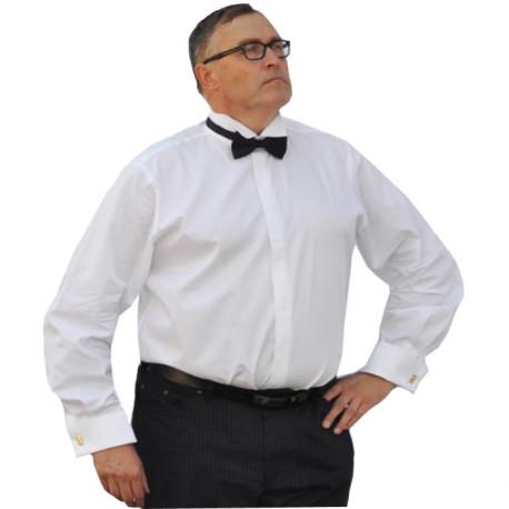 Frakovka pánska košeľa 100% bavlna non iron rovná Assante 30010