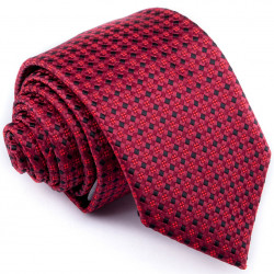 Bordó kravata Greg 93187