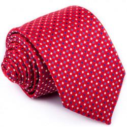 Červenosivá kravata Greg 93209