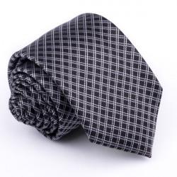 Sivá kravata Greg 91217