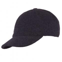Pánska zimná sivá čiapka s náušníky Assante 85315