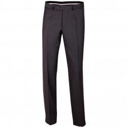 Nadmerné extra predĺženej pánske čierne nohavice spoločenské na výšku 188 - 194 cm Assante 60506