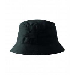 Letný bavlnený čierny klobúk Adler 81182