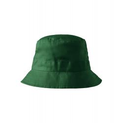 Letný bavlnený zelený klobúk Adler 81184