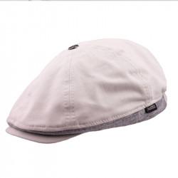 Béžová čiapka bekovka Mes 81214