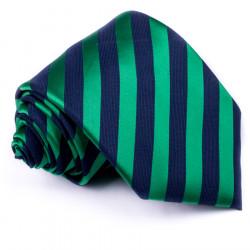 Zelená elegantná kravata Greg 95021