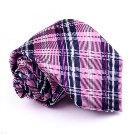 Pánska fialová kravata Greg 96010