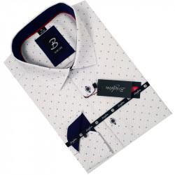 Biela košeľa Brighton 109911
