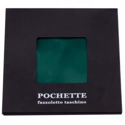 Zelená vreckovka do saka Assante 90624