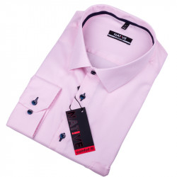 Nadmerná pánska košeľa ružová Native 120510
