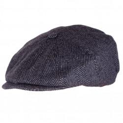 Pánska čiapka čierna bekovka Assante 85226