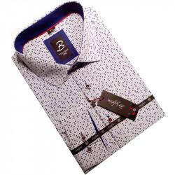 pánská košile dlouhý rukáv s podšitým límcem Brighton 109996