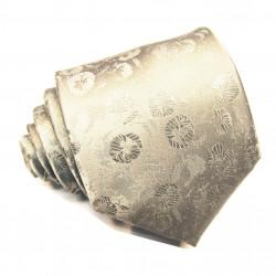 Svadobná sivá kravata Greg 91036