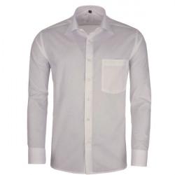 Pánska košeľa slim fit šedá Assante 30105