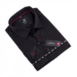 Košeľa Brighton čierna 109924