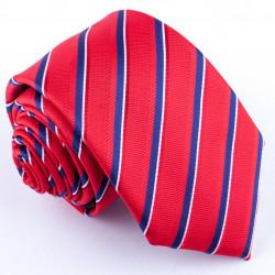 Pánska červená kravata Greg 93002