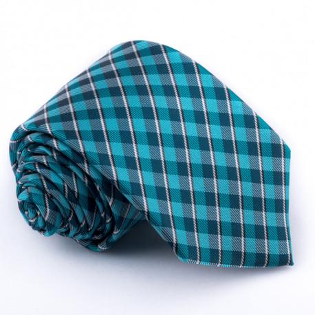 Pánska modrá kravata Greg 94005