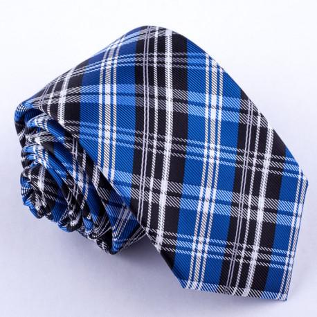 Modrá kravata Greg 94106