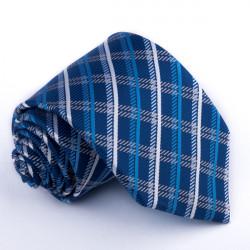 Pánska modrá kravata Greg 94137